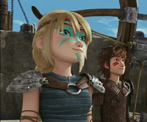 hiccup astrid snotloud