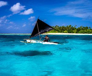 exotic, Island, and landscape image
