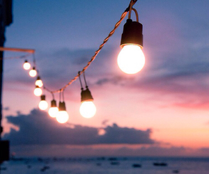 light, sea, and sky image