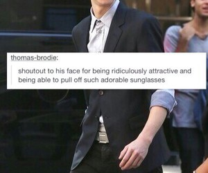 adorable, thomas, and sangster image
