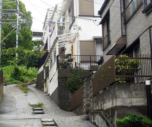 street and japan image