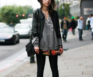 london street style image