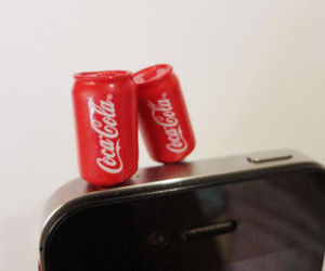 can, charm, and coca image