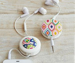 earbuds, music, and smart image