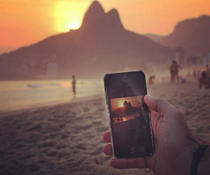 awsome, summer, and brazil image