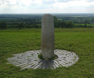 beautiful, ireland, and hill of tara image
