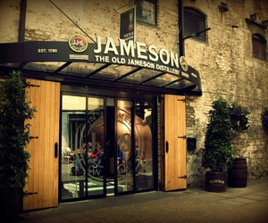 beautiful, ireland, and old jameson distillery image