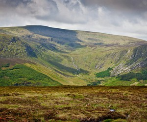 beautiful, ireland, and wicklow mountains image