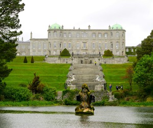 beautiful, ireland, and powerscourt estate image