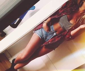 beauty, clothes, and hipster image