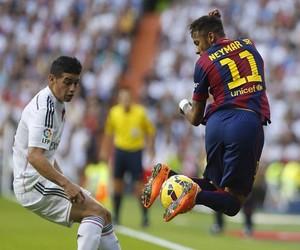 neymar, Barcelona, and real madrid image