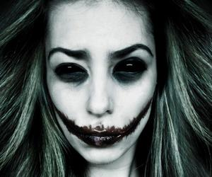 Halloween, horror, and make up image