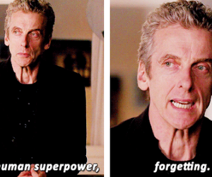 peter capaldi, 12th dfoctor, and s08e10 image