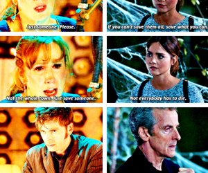 doctor who, donna noble, and 10th doctor image