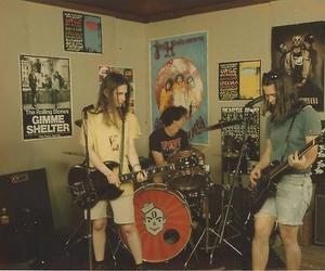 grunge, veruca salt, and nirvana poster image