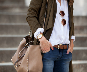 casual, chic, and cool image