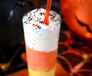 drink, Halloween, and delicious image