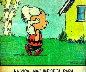 brasil, peanuts, and charlie brown image