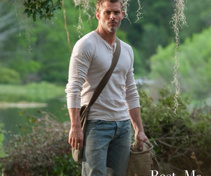 James Marsden, nicholas sparks, and the best of me movie image
