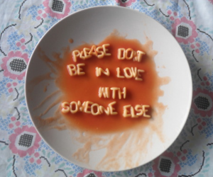 love, quotes, and soup image