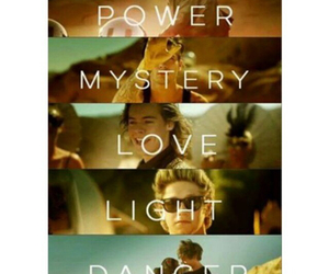 one direction, danger, and light image