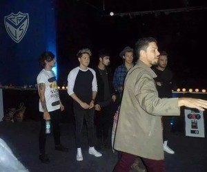 one direction, argentina, and niall horan image