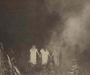 creepy, girls, and grunge image