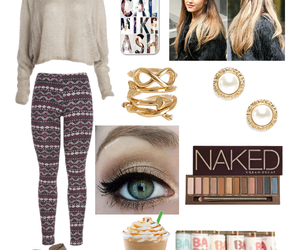 fall, Polyvore, and bummy image