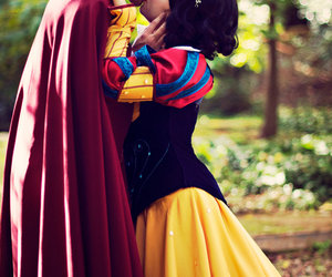 cosplay, couple, and disney image