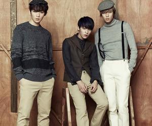 l.joe, ricky, and niel image