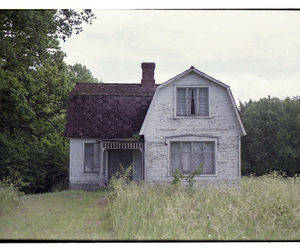abandoned, analog, and field image