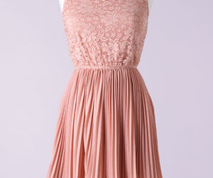 delias, dress, and pink image