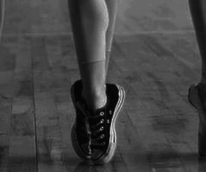 ballet, converse, and Be Your Self image