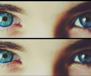 blue, boy, and eye image