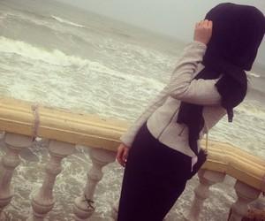 hijab, kavkaz, and musulmanka image