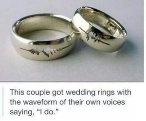 couple, ring, and special image