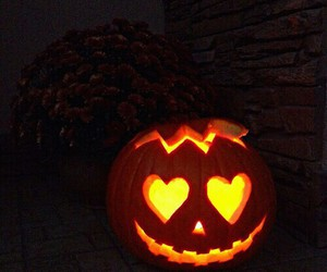 love, Halloween, and party image