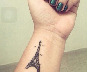 tattoo and paris image