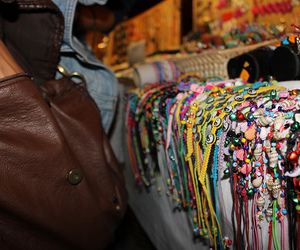 bracelets, rings, and colorfull image