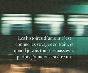 french, grunge, and train image