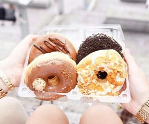 beautiful, caramel, and cupcake image