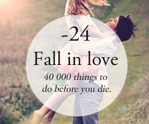 love, couple, and fall image