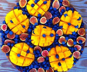 fruit, healthy, and berries image