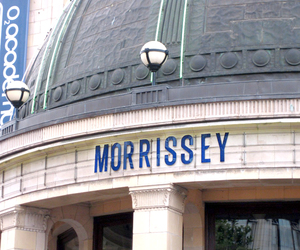 concert, morrissey, and moz image