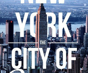 new york, Dream, and city image