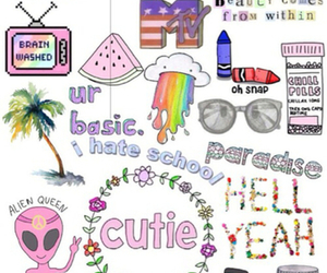 Collage, cutie, and paradise image