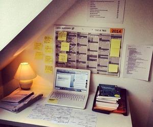 study, motivation, and desk image