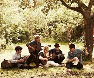 guitar, common linnets, and eurovision image