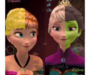 anna, best friends, and disney image