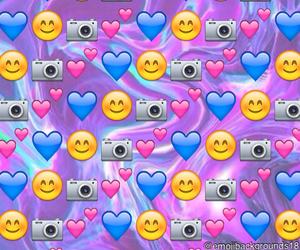 emoji, wallpaper, and emojis image